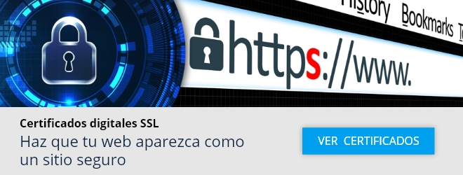 Certificado SSL Hostalia