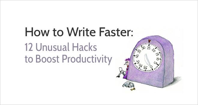 12 trucos para escribir más rápido