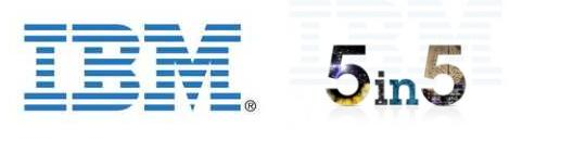 IBM predice las 5 tendencias tecnológicas que nos acompañarán en los próximos 5 años (2011)
