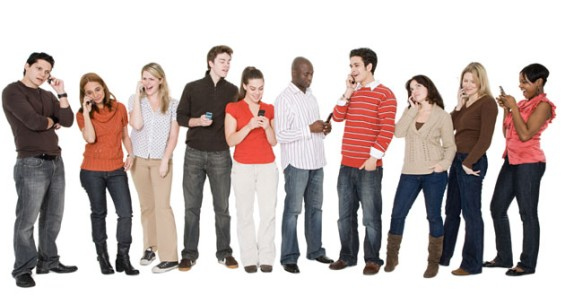 Se calcula que el 92% de la población mundial dispone de teléfono móvil