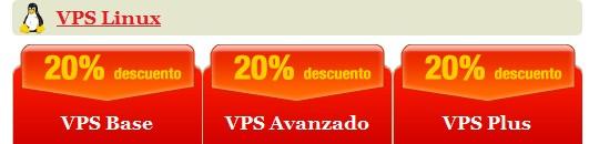 Nos vamos de party, a la Campus Party ;-) , con el 20% de descuento en los VPS Virtuozzo Linux!!