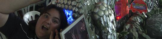 Deborah Ruiz Berbegal y su dragón CPU ganan el foto-reto 3