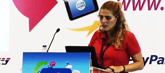 """Irene García Sanz, Product Manager de Hostalia: """"El SEO es estar en el sitio adecuado en el momento oportuno"""""""