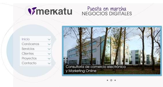 Caso de cliente: Merkatu Interactiva, consultora e-business para proyectos web