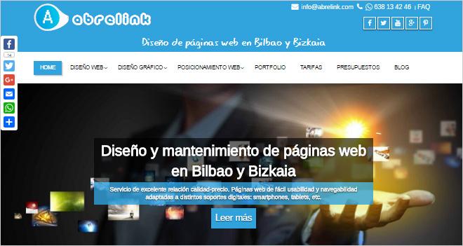 """""""La mayoría de clientes demandan webs autogestionables"""", Óscar Bartolomé, Abrelink (Caso de cliente)"""