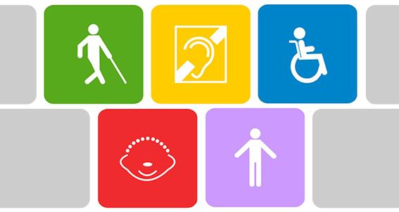 Aplicaciones especiales para romper las barreras de la discapacidad
