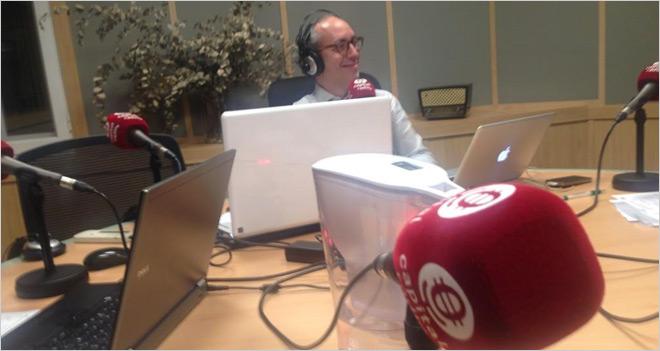 Cecilia Moreano recomienda en Capital Radio evitar tildes y guiones en los dominios