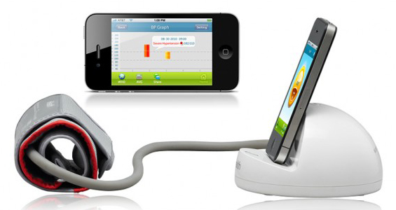 8 aplicaciones móviles que velan por tu salud