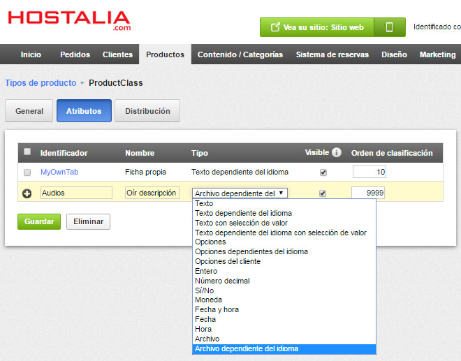 archivo-audio-tiendas-online-blog-hostalia-hosting