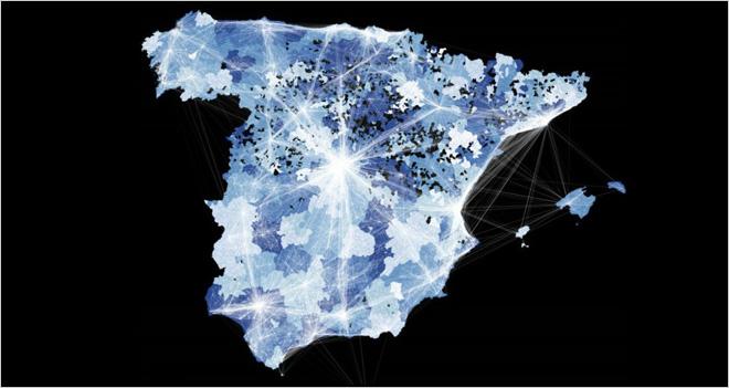 Vídeo de cómo se tuitea en España (2014)