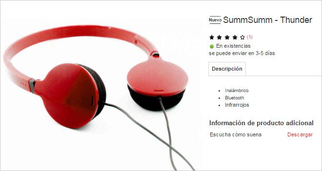 Añade descripciones de audio en las tiendas online de Hostalia