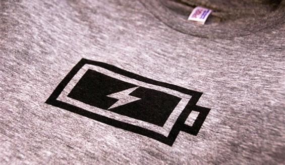 Una camiseta que recarga tu móvil: ¿realidad o ficción?
