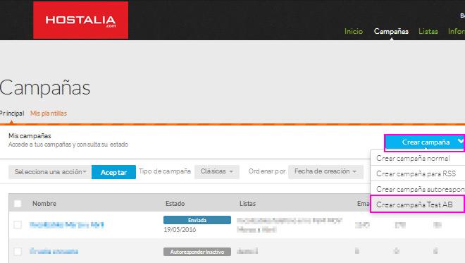 campana-test-a-b-email-marketing-blog-hostalia-hosting