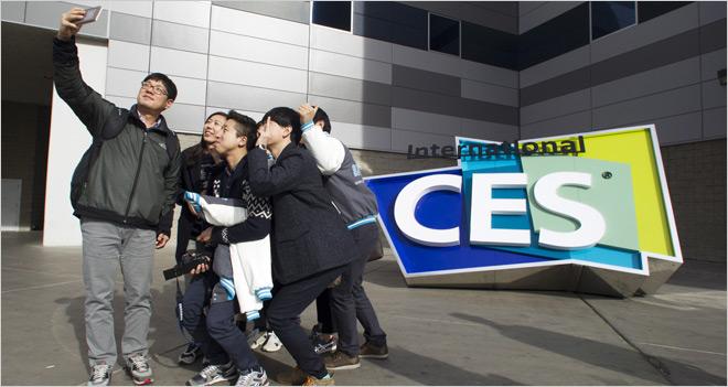 Los artilugios más innovadores del CES 2015