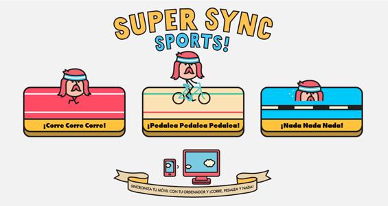 Google Chrome Super Sync Sports: ¡convierte tu móvil en mando de videojuegos para jugar con el PC!