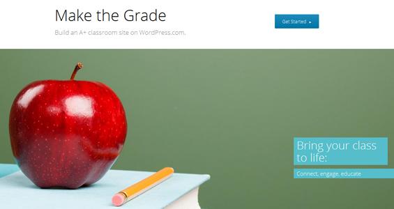 Maestros y profesores pueden crear su sitio web con Classrooms de WordPress