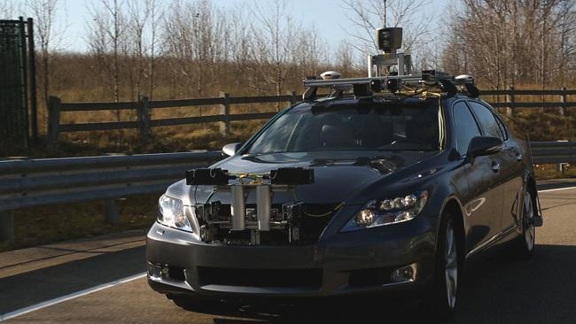 coche lexus autonomo - blog hostalia hosting