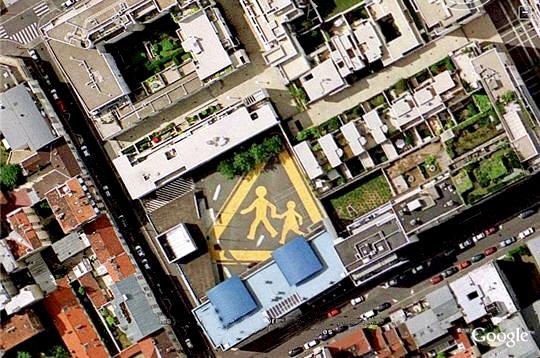 10 imágenes de Google Maps que te sorprenderán