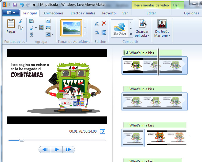 comepaginas-windows-live-movie-maker-blog-hostalia-hosting