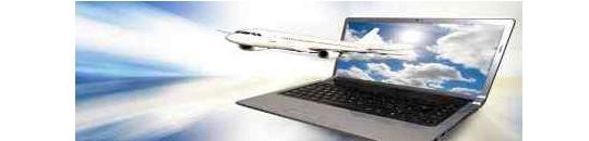 En 2020 el 80% de los billetes de viaje serán adquiridos en Internet