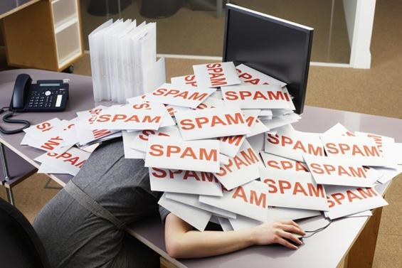 Sólo uno de cada tres emails es esencial para nuestro trabajo
