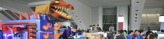 Foto-reto 3: hazte una foto con la CPU más original de la CampusParty
