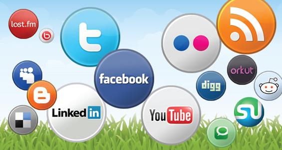 Los datos más curiosos del Social Media durante 2012
