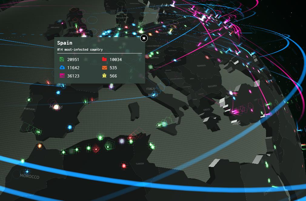 cybermap