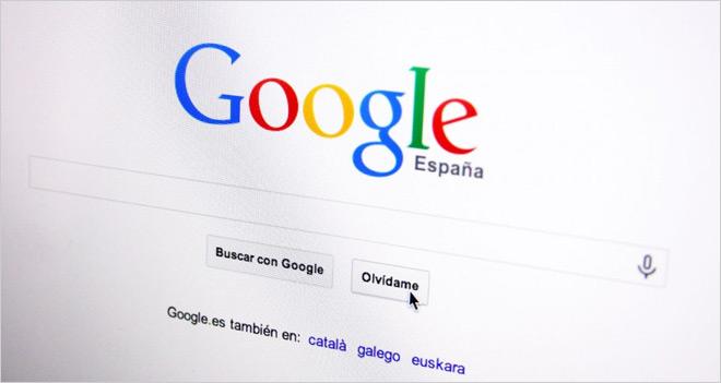 Cómo usar el derecho al olvido en buscadores como Google y Bing