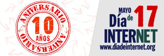 El #diadeinternet 2014 cumple su 10º aniversario cargado de actividades