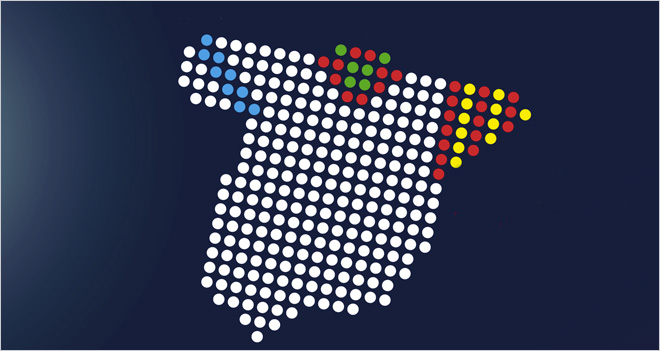 Nota de prensa: Los dominios regionales se hacen hueco para ensalzar su vinculación cultural y lingüística
