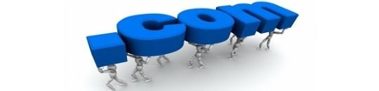 ¡Ya hay casi 100 millones de dominios .com registrados!