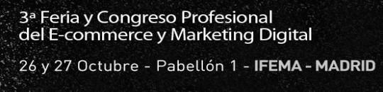 Hostalia estará presente en la 3ª edición de Ecomm-Marketing de Madrid