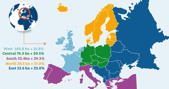 España es la cuarta potencia europea en comercio electrónico con casi 13.000 millones de facturación en 2012