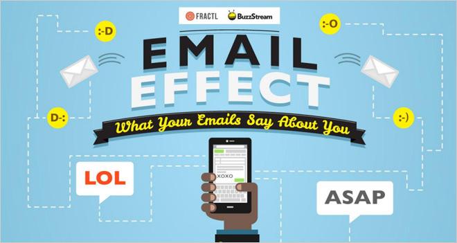 El lenguaje de los emails debe ser sencillo e incluso con un poco de humor
