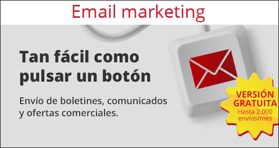 Guía de uso: Email Marketing