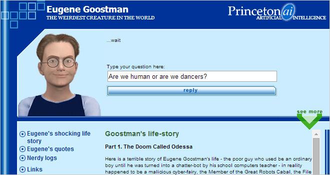 ¿Se ha superado el Test de Turing? Según la Royal Society de Londres el chatbot Eugene Goostman ha conseguido hacerse pasar por un ucraniano de 13 años