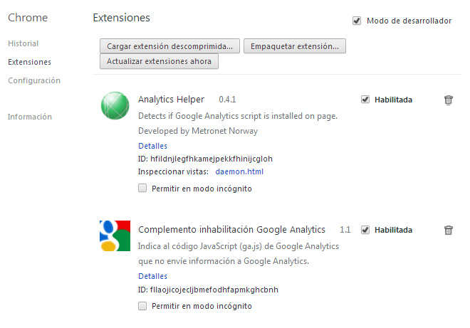 extensiones-acelerar-chrome-blog-hostalia-hosting