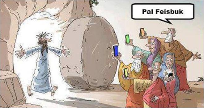Viñetas de humor sobre tecnología
