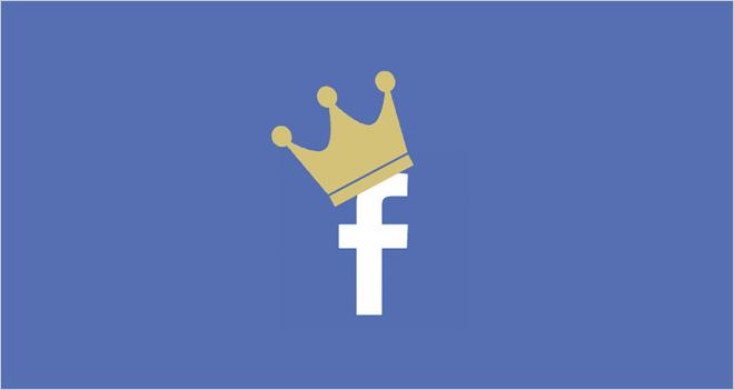 #Infografía Facebook sigue siendo el líder de las Redes Sociales en 2018