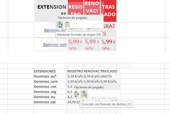 formato-pegado-excel-blog-hostalia-hosting