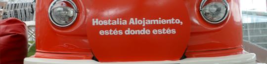 Hostalia, el mejor alojamiento en Campus Party Valencia :)