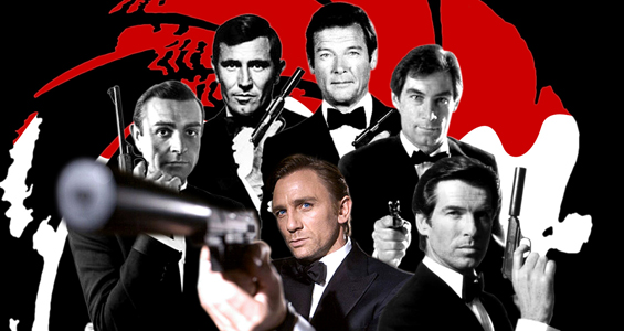 Los 10 gadgets más curiosos de James Bond
