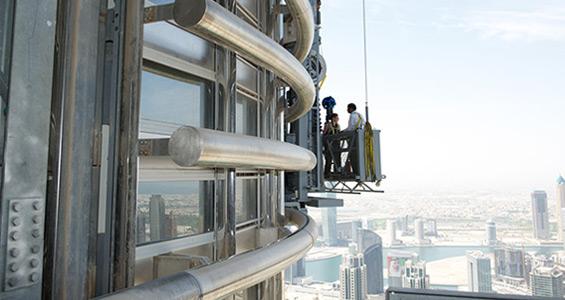 El nuevo Google Maps digitaliza los 828 metros del Burj Khalifa, el edifico más grande de la tierra