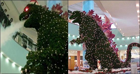 Posiblemente, los árboles de Navidad más peculiares de Internet