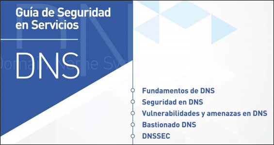 Guía de seguridad en servicios DNS de INTECO