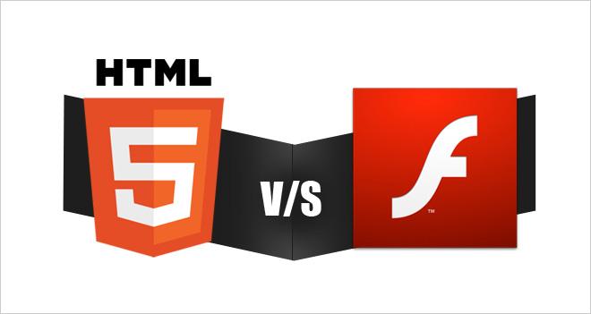 White Paper: HTML5 vs FLASH