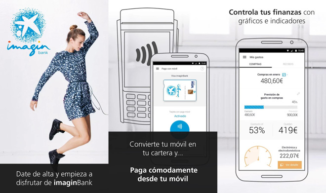 imagin-bank-pagar-movil-smartphone-espana-blog-hostalia-hosting