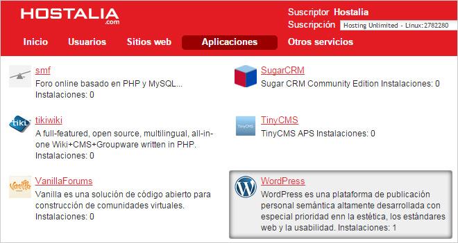 White Paper: instala fácilmente tu WordPress en un hosting en Hostalia