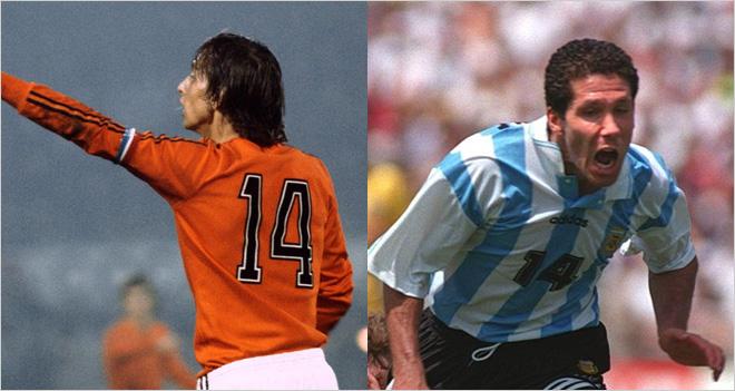 #Infografía 14 lecciones de Cruyff y Simeone para rendir más en el terreno laboral